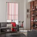 Cece Crimson Roller Living Room